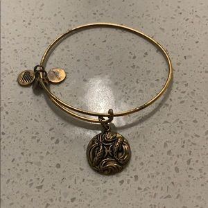 Pisces Alex and Ani bracelet